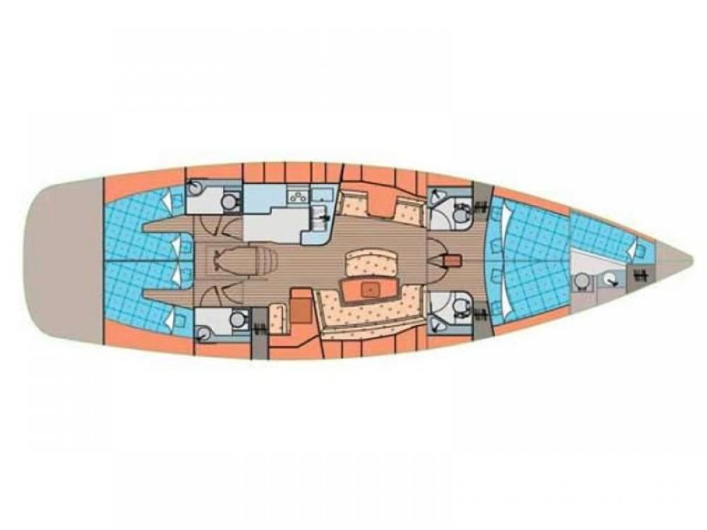 Noleggio barche Elan Elan Impression 514 Ploče su Samboat