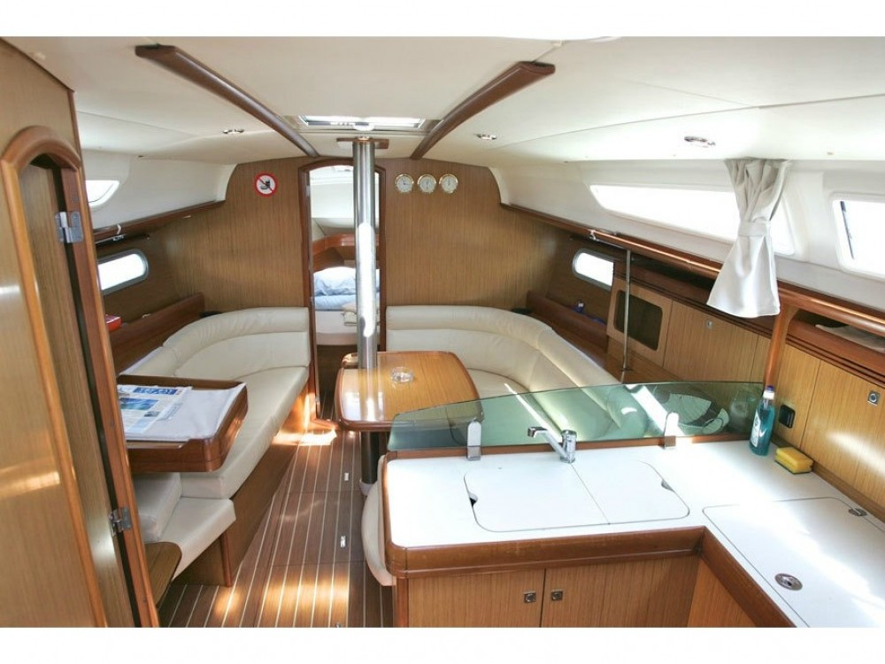 Noleggio barche Jeanneau Sun Odyssey 36i Álimos su Samboat