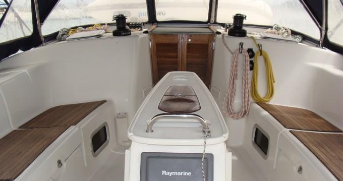 Noleggio barche Atene economico Cyclades 50.5