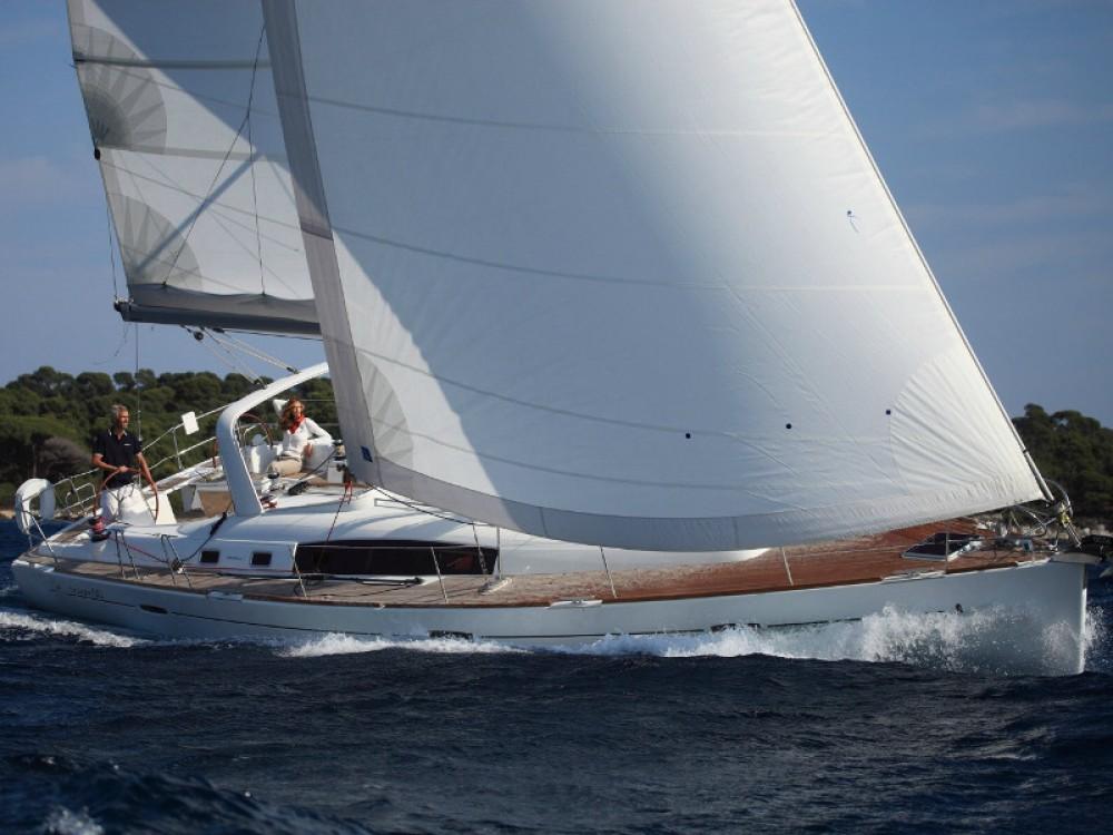 noleggio Barca a vela Álimos - Bénéteau Oceanis 50 Performance