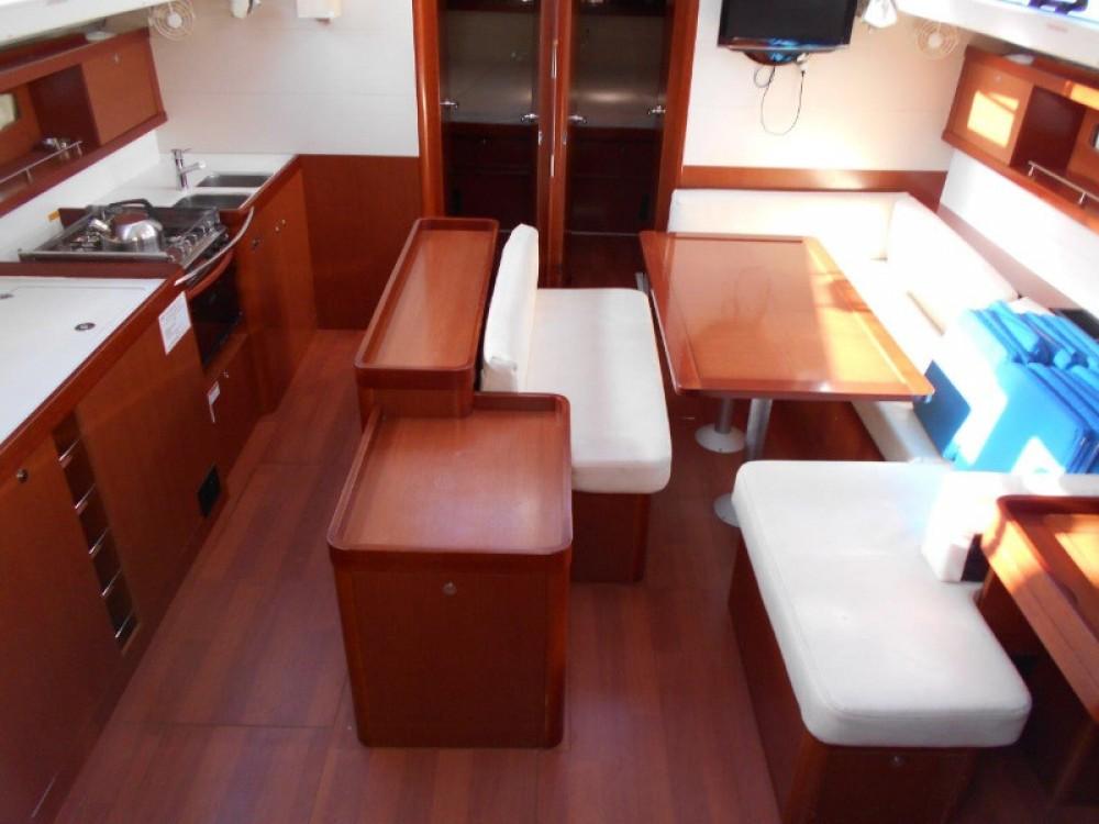Noleggio Barca a vela con o senza skipper Bénéteau Álimos