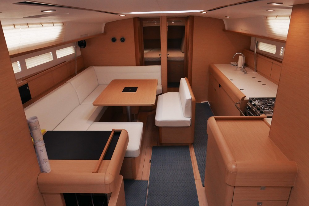 noleggio Barca a vela San Vincenzo - Jeanneau Sun Odyssey 519