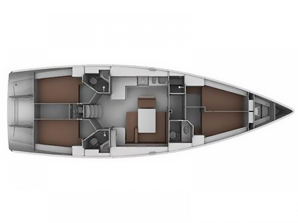 Noleggiare un'Bavaria Bavaria 45 Cruiser Sukošan