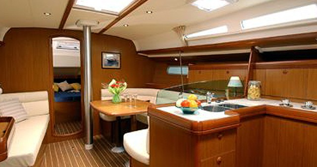 Noleggio yacht a Sukošan – Jeanneau Sun Odyssey 42i su SamBoat