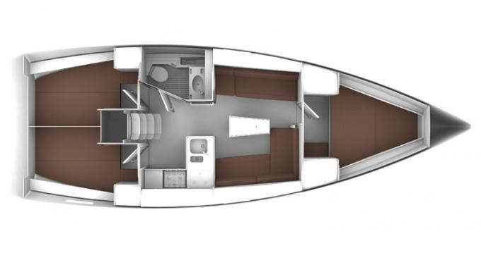 Noleggio Barca a vela con o senza skipper Bavaria a Sukošan