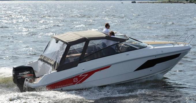 Noleggio yacht a Traù – Finnmaster Finnmaster T8 su SamBoat