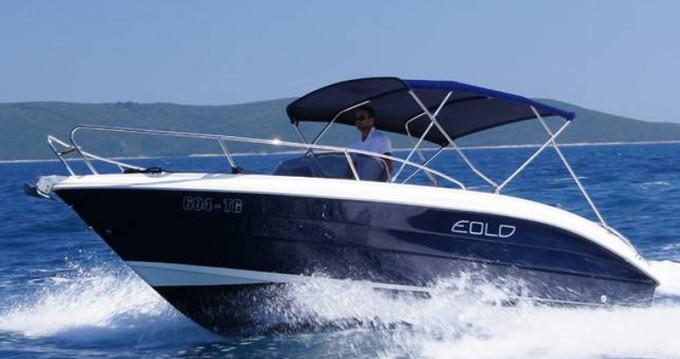 Noleggio Barca a motore a Traù –  Eolo 650
