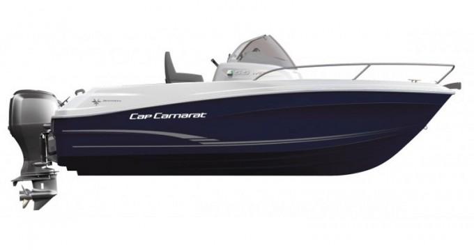 Noleggio barche Jeanneau Jeanneau Cap Camarat 5.5WA S2 a Traù su Samboat