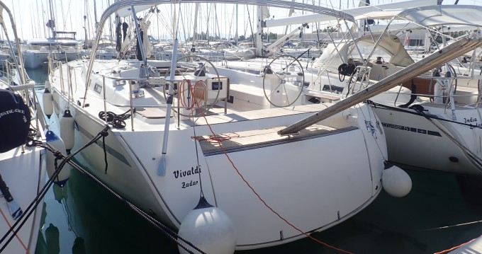 Noleggio barche Bavaria Bavaria 55 BT '12 a Sukošan su Samboat