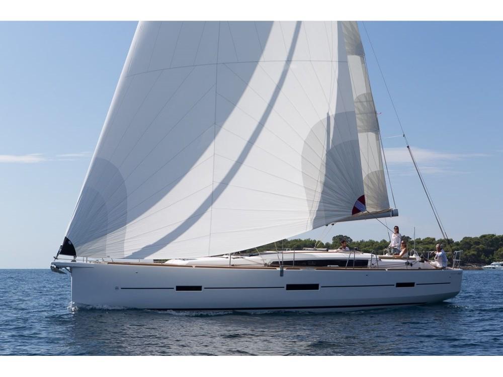 noleggio Barca a vela Sukošan - Dufour Dufour 460 GL '18