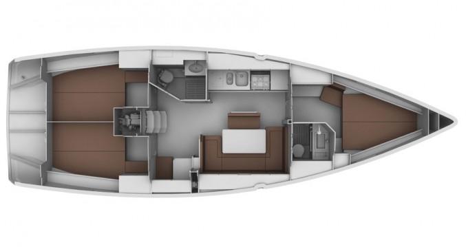 Noleggio barche Bavaria Bavaria 40 BT '13 a Sukošan su Samboat