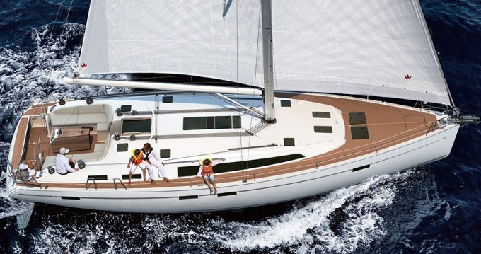 Noleggio Barca a vela a Sukošan – Bavaria Bavaria 51 BT '15
