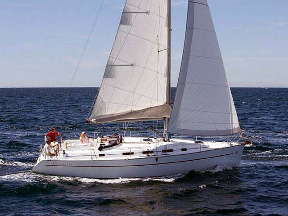 noleggio Barca a vela Álimos - Bénéteau Cyclades 39.3