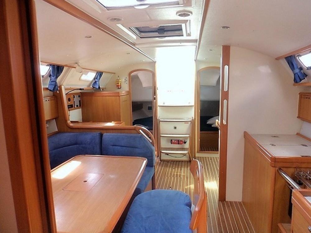 Noleggio Barca a vela Poncin con una patente