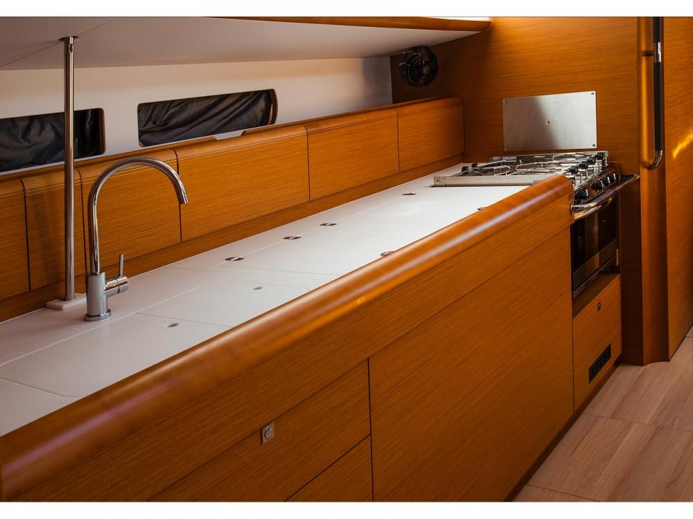 Noleggio barche  economico Sun Odyssey 479
