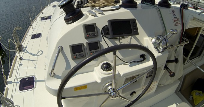 Noleggio yacht a Sebenico – Lagoon Lagoon 400 su SamBoat