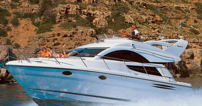 Noleggio barche Sebenico economico Fairline Phantom 40