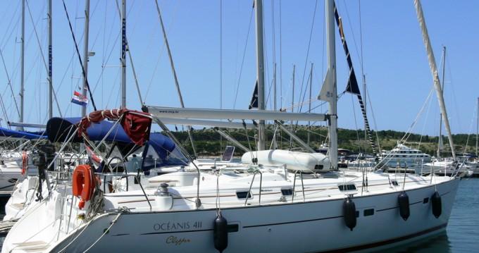 Noleggio barche Bénéteau Oceanis 411 Clipper a Sebenico su Samboat