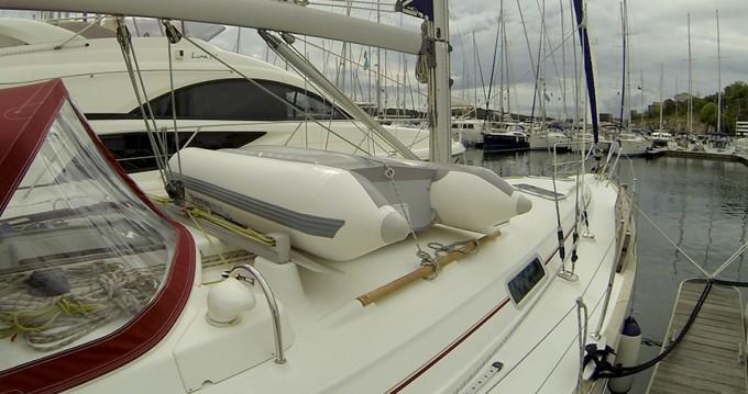 Noleggio barche Sebenico economico Oceanis 411 Clipper