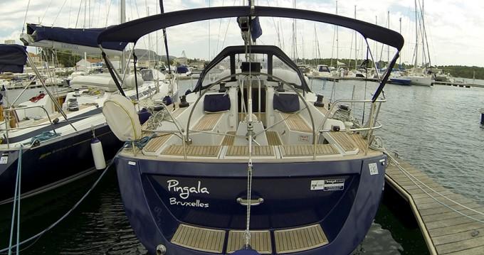 Noleggio barche Sebenico economico Grand Soleil 45