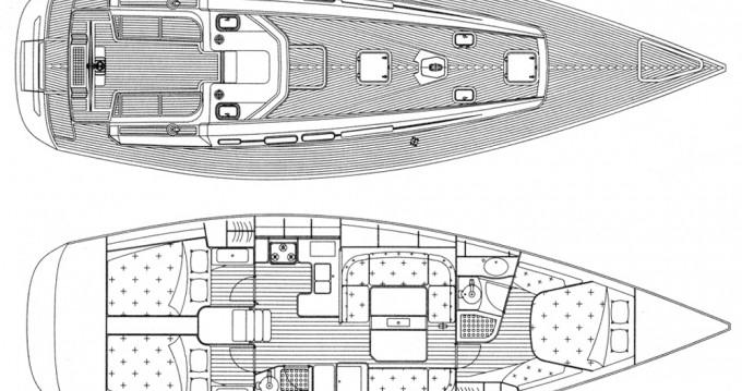 Noleggio barche Grand Soleil Grand Soleil 45 a Sebenico su Samboat