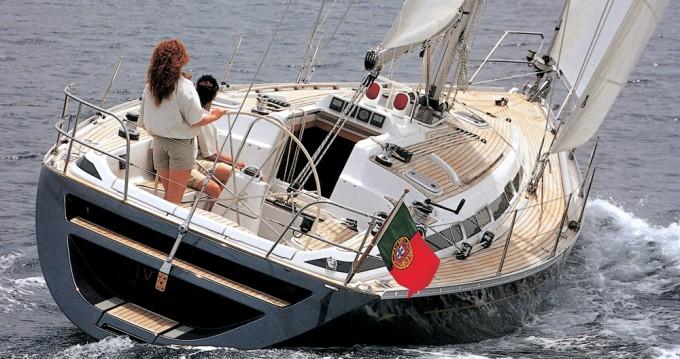 Noleggio Barca a vela Grand Soleil con patente nautica