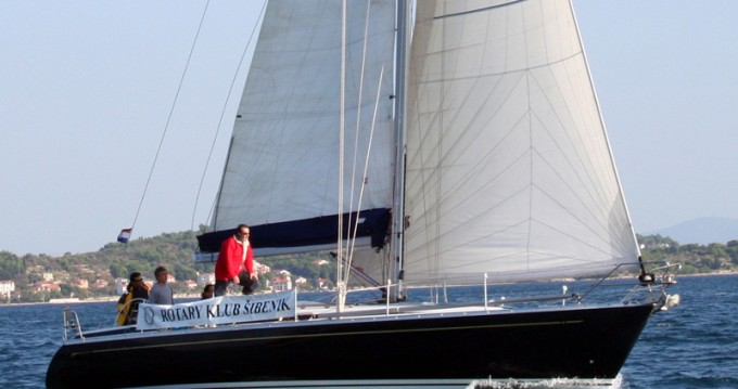 Noleggio Barca a vela con o senza skipper Grand Soleil a Sebenico
