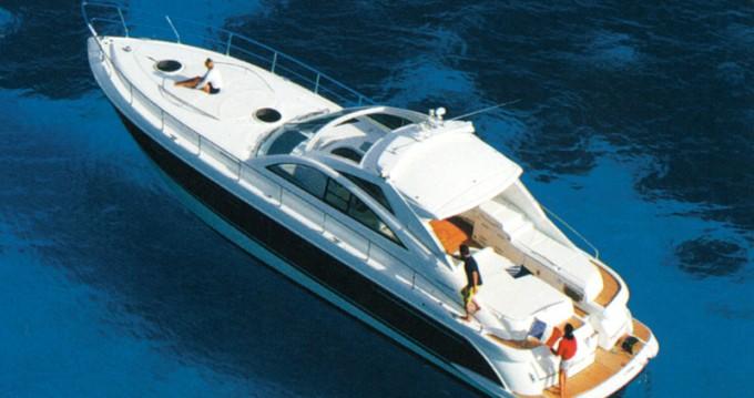Noleggio barche Sebenico economico Fairline Targa 52 GT