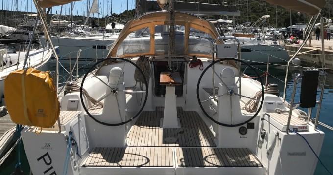 Noleggio Barca a vela a Primošten – Dufour Dufour 335 Grand Large