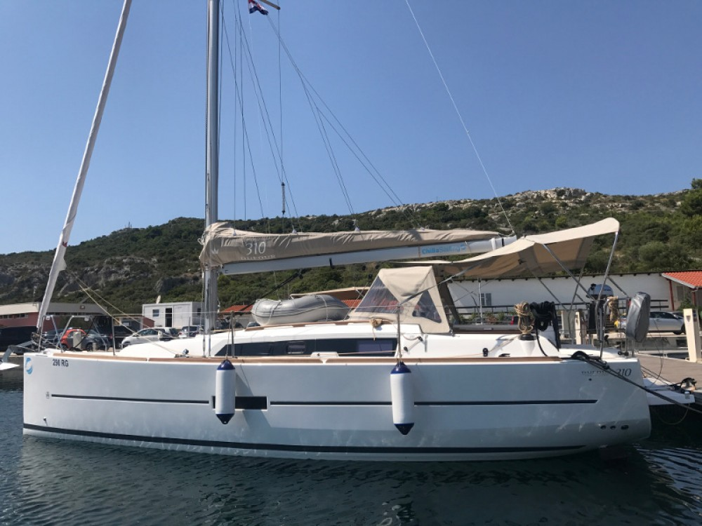 noleggio Barca a vela Primošten - Dufour Dufour 310 Grand Large