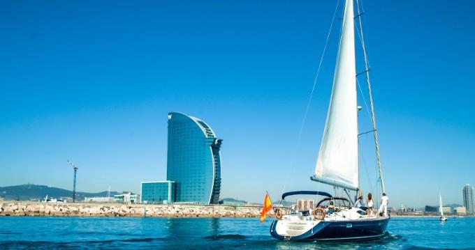 Noleggio Barca a vela con o senza skipper Jeanneau a Barcellona