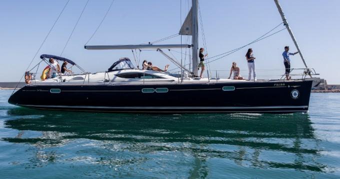 Noleggio yacht a Barcellona – Jeanneau Jeanneau Sun Odyssey 54DS su SamBoat