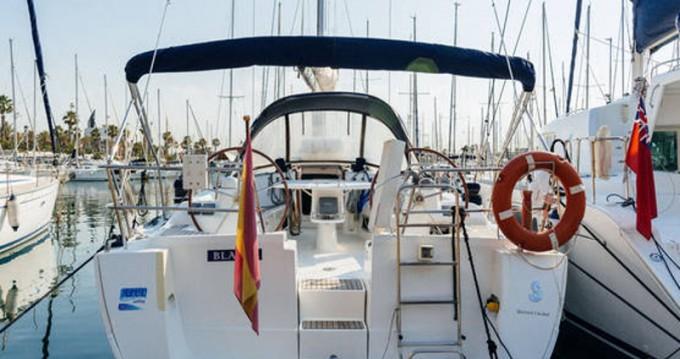 Noleggio Barca a vela a Barcellona – Bénéteau Oceanis 43