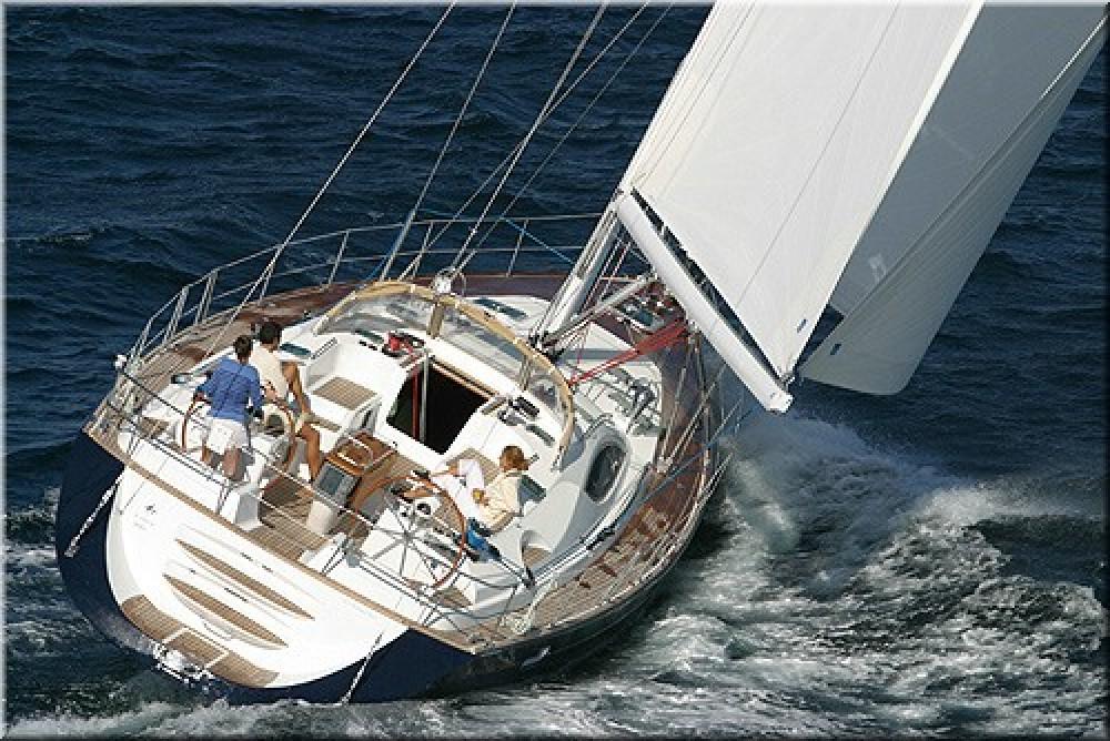 noleggio Barca a vela Palma - Jeanneau Jeanneau Sun Odyssey 54DS