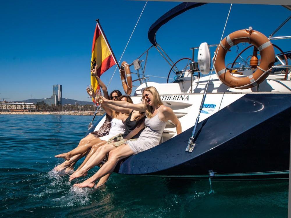 Noleggiare un'Jeanneau Jeanneau Sun Odyssey 54DS Palma