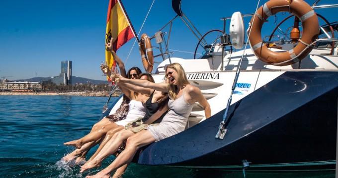 Noleggio barche Palma de Maiorca economico Jeanneau Sun Odyssey 54DS