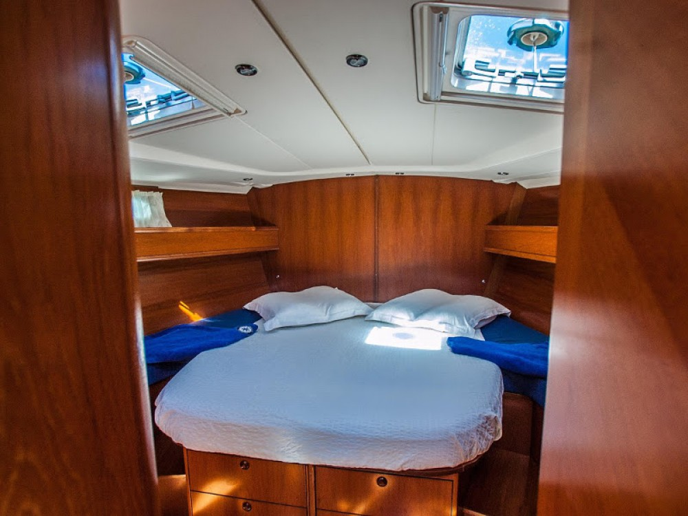 Noleggio Barca a vela con o senza skipper Jeanneau Palma