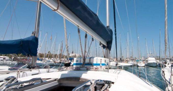 Barca a vela a noleggio a Barcellona al miglior prezzo