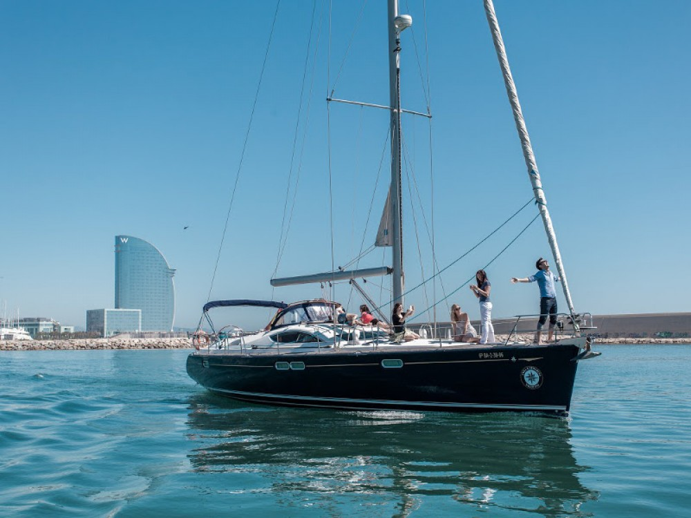 Noleggio barche Palma economico Jeanneau Sun Odyssey 54DS