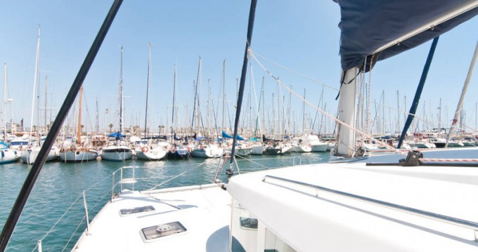 Catamarano a noleggio a Barcellona al miglior prezzo