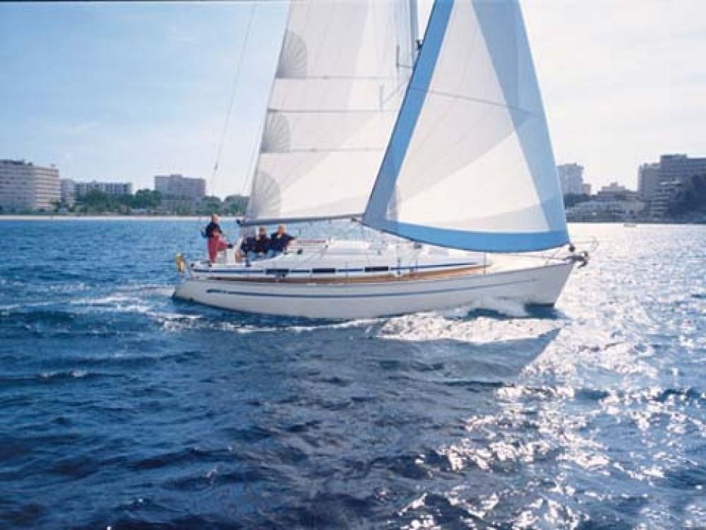 Noleggio barche Port Olímpic economico Bavaria 36