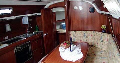 Noleggio barche Barcellona economico Bavaria 36