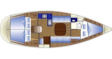 Noleggio barche Bavaria Bavaria 36 a Barcellona su Samboat
