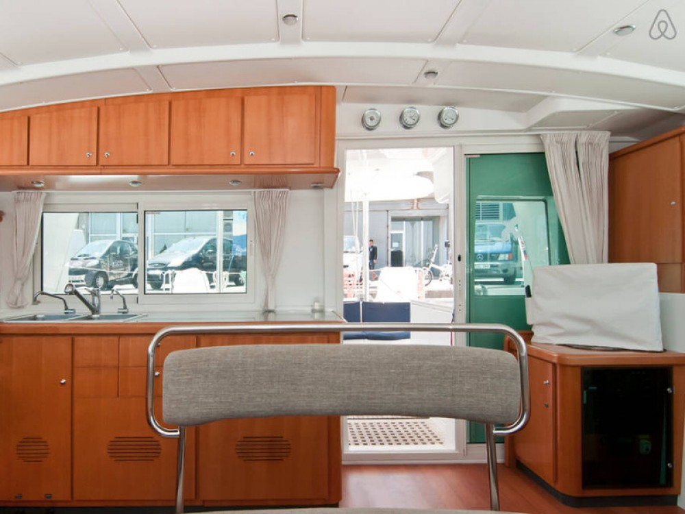 Noleggio yacht Port Olímpic - Lagoon Lagoon 440 su SamBoat