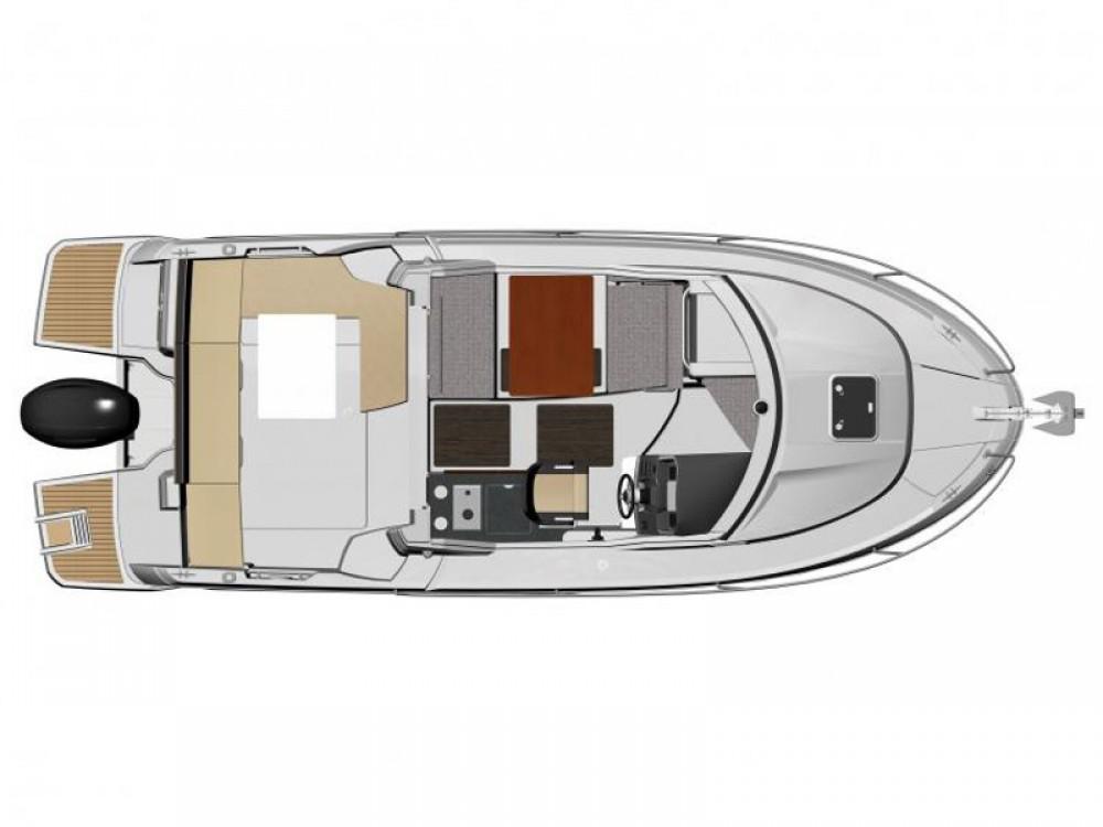 Noleggio barche Traù economico Merry Fisher 795