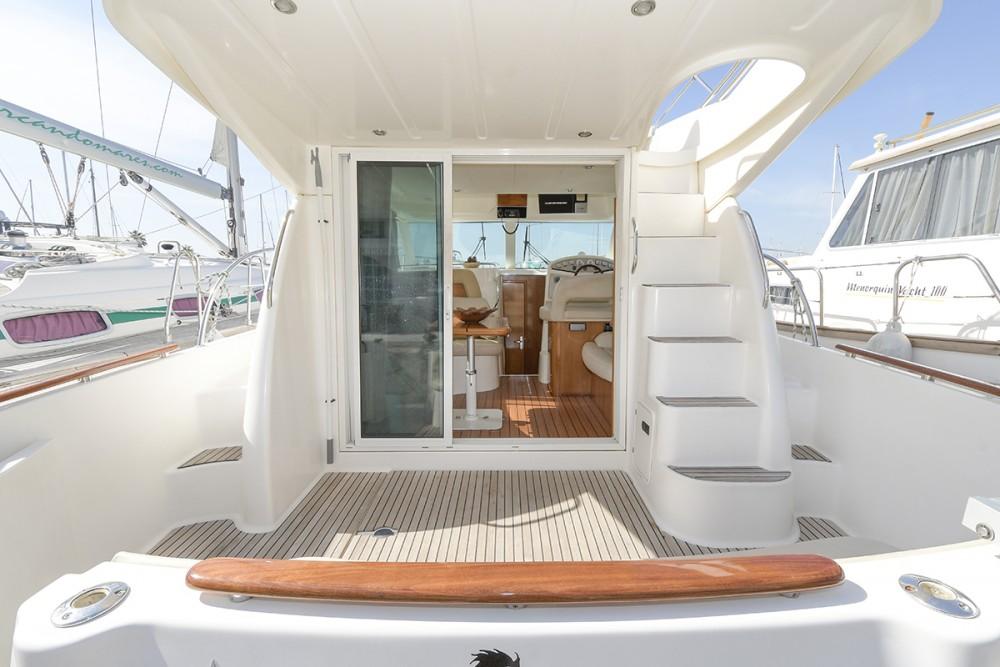 noleggio Barca a motore Port esportiu d'Aiguadolç - Jeanneau Prestige 32