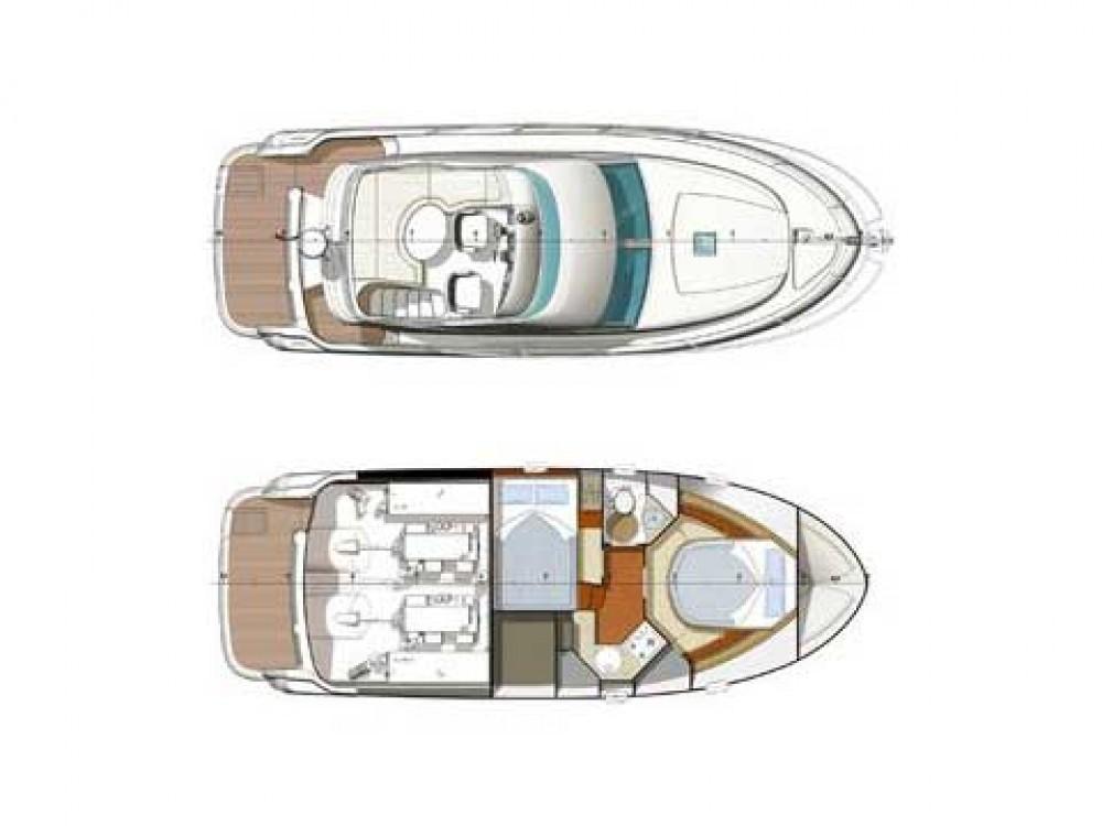 Noleggiare un'Jeanneau Prestige 32 Port esportiu d'Aiguadolç