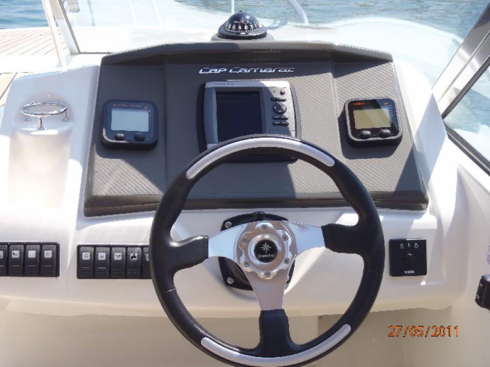 Noleggio Barca a motore con o senza skipper Jeanneau Port esportiu d'Aiguadolç