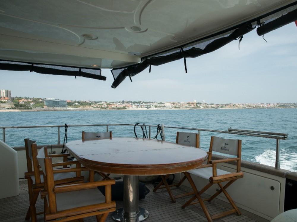 Noleggio yacht Lisbona - Azimut Azimut 80 su SamBoat