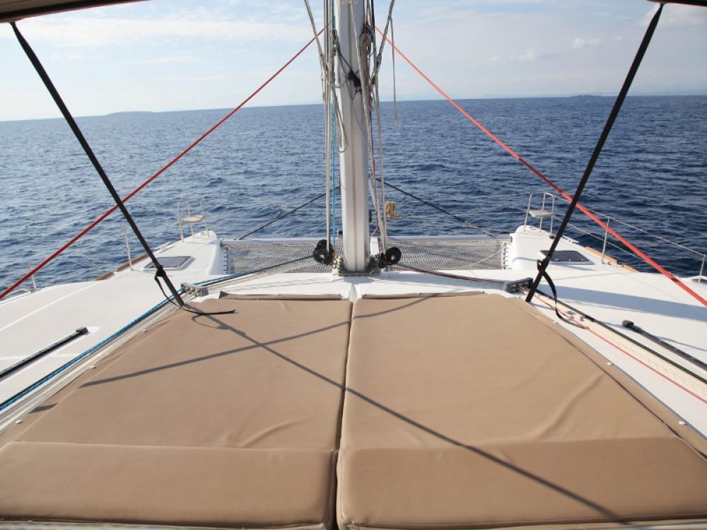 Noleggio barche Álimos economico Lagoon 450